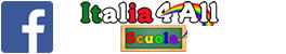 Italia4all Scuola - Pagina Facebook