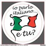 Io parlo Italiano, e tu?