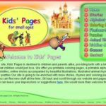 Kids Pages