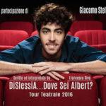 Conoscere la dislessia a teatro con Francesco Riva