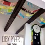Easy Paper Garlands