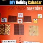 DIY Holiday Calendar