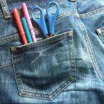 Maestra in blu jeans