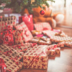 Schede gioco natalizie