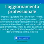 Carta docente 500 euro: registrarsi, dove spendere, generare un buono, rendicontare. Guida gratuita passo passo