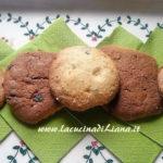 Cookies al Cioccolato e Burro d'Arachidi