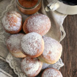 Bomboloni light al forno