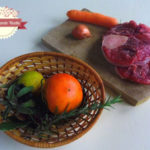 Ossibuchi di vitello con gremolada di erbe aromatiche ed agrumi