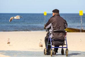 Pensioni, Ape social e Quota 41: disabilità solo dal 74%