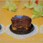 Tortini alla vaniglia con crema al cacao & tortini al cacao con crema di pistacchio ….. ad ognuno il suo tortino!