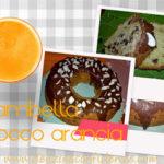 Ciambella ciocco-arancia