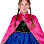 Idee per Carnevale: costumi di Frozen per bambini