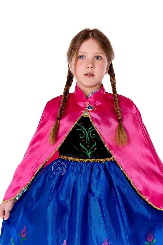 Idee per carnevale costumi di frozen per bambini for Idee per carri di carnevale semplici