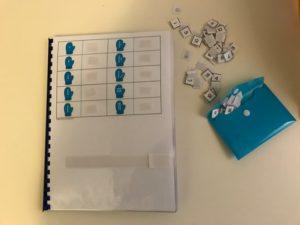 Quaderno numeri ed addizioni