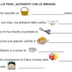 Schede di italiano per la classe II (primaria), da scaricare.