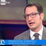 Francesco Sinopoli ospite a UnoMattina