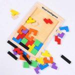 Tetris per bambini e altri bei rompicapi