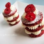 Mini red velvet per San Valentino