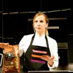 Loretta Fanella Pastry Chef al Salon du Chocolat Milano 2017
