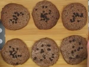 Cookies al cioccolato: ricetta dei cookies americani al cioccolato