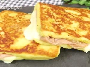 Toast di patate in padella: la ricetta per prepararli morbidi e filanti