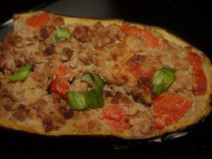 Melanzane ripiene: la ricetta a base di carne e le varianti