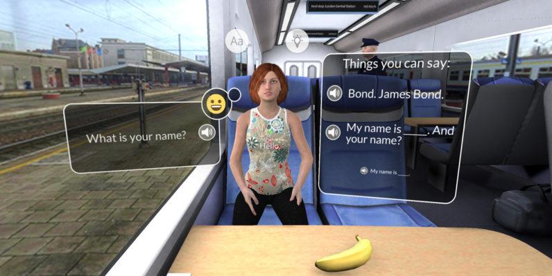 Apprendere le lingue nella Realtà Virtuale