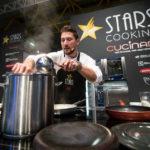 """STAR CHEF a """"Cucinare per  piacere . Per mestiere"""""""