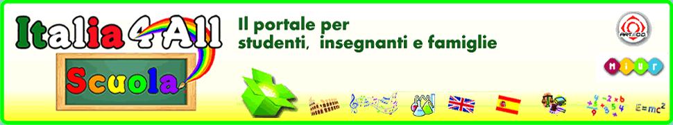 Italia4all – Scuola