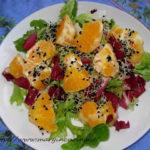 Insalatina frutta e verdura