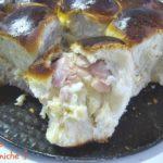 Danubio bimby ricetta di Ciccio pizza