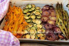Verdure miste al forno leggere e gustose ricetta Il Mio Saper Fare