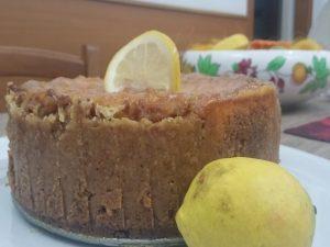 Cheesecake al limone: la ricetta della cheesecake aromatizzata agli agrumi