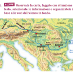 Fiumi e laghi d'Europa, materiali didattici e prove di verifica