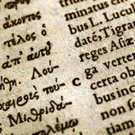 Non sottovalutiamo quanto potremmo imparare dal greco antico e dal suo insegnamento