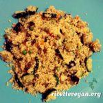 Cous Cous con Verdure e Curry