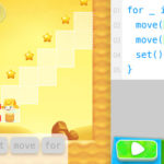 SpriteBox: giocare con il coding su iPad