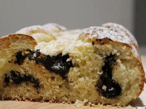 Treccia alla nutella: ricetta del pan brioche con la nutella