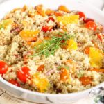 Quinoa: il cereale non-cereale che piace agli chef