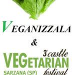 Parmigiana vegan per partecipare al Castle Vegetarian Festival
