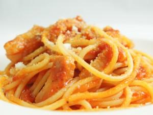 Spaghetti all'amatriciana: la ricetta originale affidabile