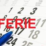 La durata delle ferie di un insegnante è di 32 giorni lavorativi