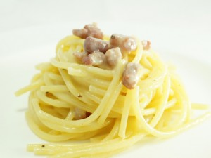 Spaghetti alla carbonara: la vera ricetta originale romana