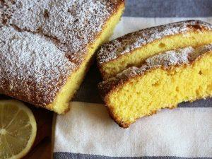 Plumcake al limone: la ricetta per farlo soffice e leggero