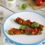 Zucchine gratinate al forno: ricetta all'estratto per brodo vegetale Liebig