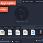 Movavi Video Converter: convertire video MP4 in AVI