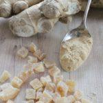 10 modi per utilizzare lo zenzero in cucina