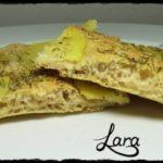 Focaccia con patate (farina di grani antichi)