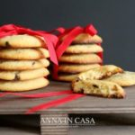 Biscotti alla crema di cioccolato e mandorle