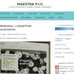 L'italiano per la scuola primaria nel sito di Maestra P.I.C.